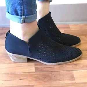 Shoes - ONE PAIR SIZE 7 LEFT!!  Katie Black Booties